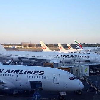 2017年GW NZ&AUS旅行記(JAL 成田ーシドニー搭乗 他)