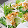 醤油麹×新玉ねぎ×豆腐サラダが美味しい♪の画像