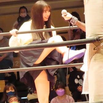 4月17日(土)東京女子プロレス 後楽園ホール大会