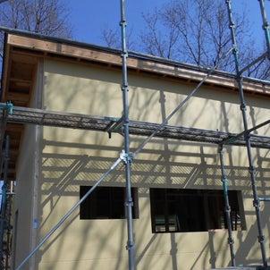 【施工事例】新築工事 〈外壁〉ガルバリウム鋼板の画像