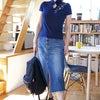 【刺繍チャイナTシャツ】カジュアルチャイナなカットソー。の画像