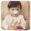 【1歳11ヶ月】食べ物T着せてみました(*´-`)*息子の成長記録とスタバ新作♡