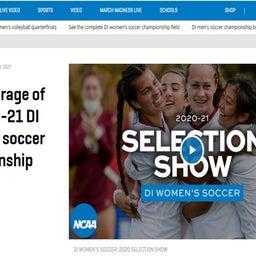 画像 日本人留学生選手の所属するフロリダ州立大学女子サッカー部が全国大会シードナンバー1に! の記事より