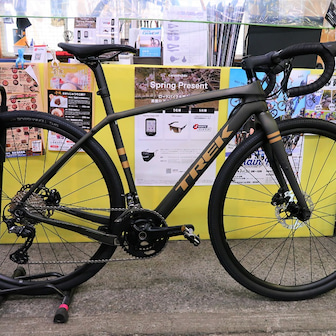 【納車報告】2021 TREK Checkpoint SL 5