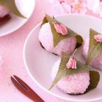 八重桜って食べれます!八重桜ゼリー!