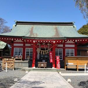 石巻・鹿島御児神社1の画像