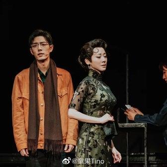 シャオジャンの初舞台《如梦之梦》約30分後スタート