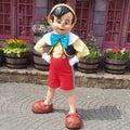 シンデレラ城裏フリグリ ピノキオグリ!