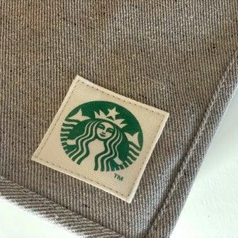 スタバ 凄いなー スターバックスのショッパー紙袋