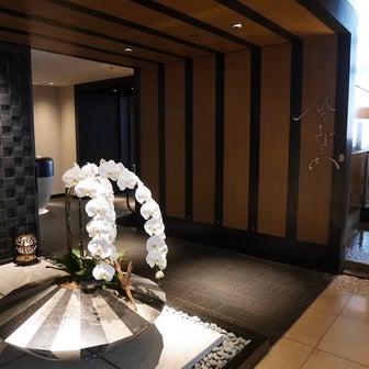 ザ・リッツ・カールトン東京 日本料理【ひのきざか】で会席ディナー