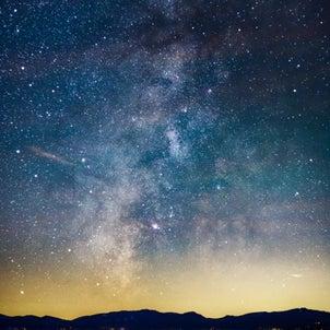 今夜23時頃から流星群☆の画像