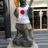 仁王さまもオリンピック聖火リレーランナー!の画像