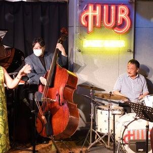 ライヴ動画‼️13ケ月ぶりの浅草HubはGoodOldスタイルの島ジャズ⁉️の画像