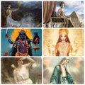 どの女神様から選ばれるかな❤️