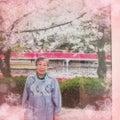 京子グランママ 再入院! 4月22日 再び埼玉へ