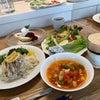 4月のお料理教室レポート☆(カフェ飯)の画像
