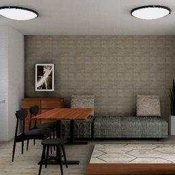 画像 読者からのお悩み相談!BIGJOY流の家具の配置アドバイスを提案させて頂きました! の記事より 21つ目