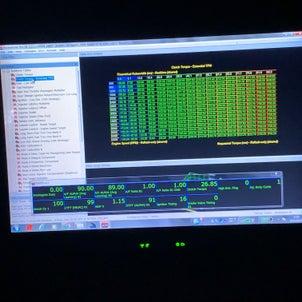 MR-Sサイドブレーキ強化キット取り付け、マフラー制作、ECUチューニング依頼FD2入庫の画像