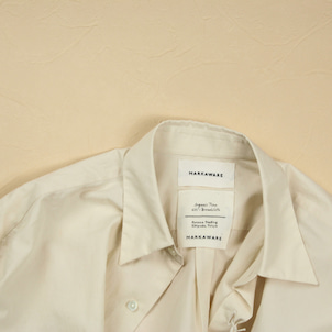 RATO【MARKAWARE】21H/S 新作のコンフォートフィットシャツ。の画像