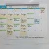 5月の日程の画像