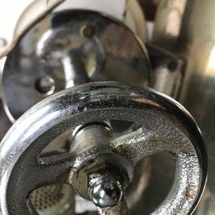 『焙煎機排気弁の1ミリの怖さを知ること』の画像