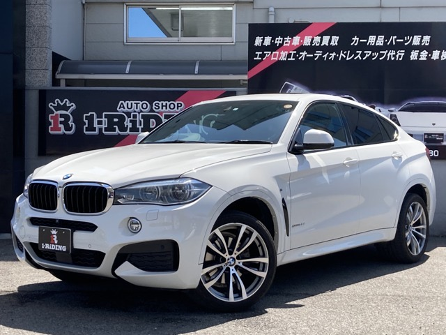 BMW X6ご成約!