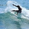 フィンを変えて足回りをグレードアップ♫と、本日の朝んぽ波。の画像