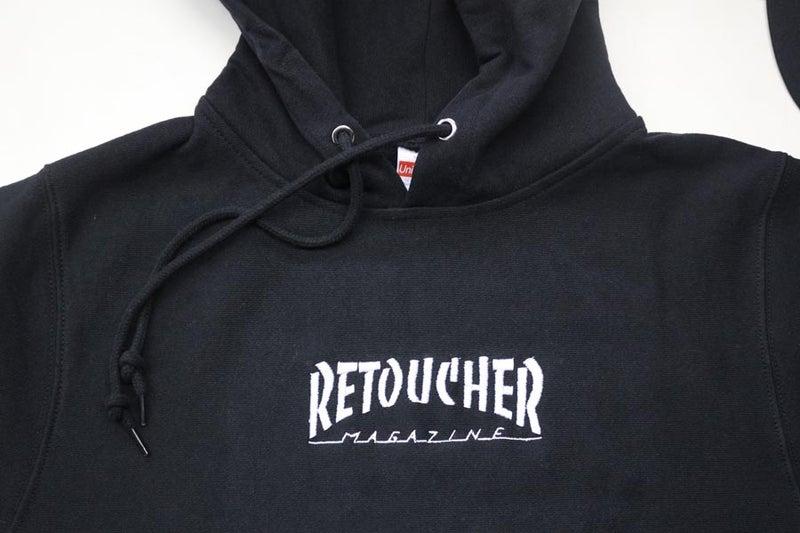 オリジナルデザイン オリジナル図柄 パーカー トレーナー スエット 直接刺繍 前胸 全胸