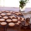 ヴィーガンクッキーサンド♪美味しくできましたの画像