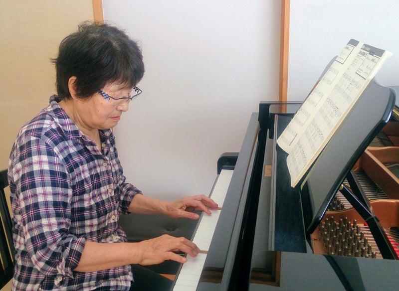 瑞江 ピアノ教室 シニア