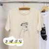 子どもサイズもあります。「ANJI Tシャツ」さばぷらコト紹介(4月28日営業)の画像