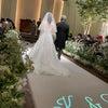 結婚式♡の画像
