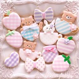 画像 オーダーアイシングクッキー♡♡♡ .. の記事より 5つ目