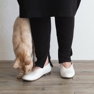 【無印良品】買って良かった!深履きフラットシューズ/おすすめ靴下&新商品ループ付きタオルの画像