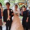 ネイリストスタッフの結婚式でした♪の画像