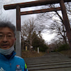 蕁麻疹と北海道神宮の画像