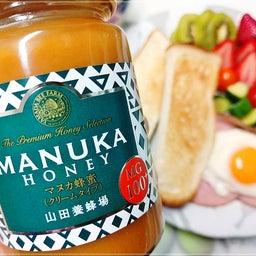 画像 MY朝ごはんの新習慣♪マヌカ蜂蜜MG100+(クリームタイプ)山田養蜂場 の記事より 1つ目