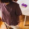【チャイナシャツ】おうちでリラックスチャイナ♪の画像