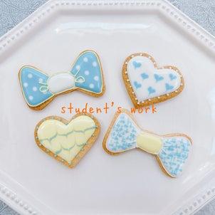 ♡アイシングクッキー認定講師講座6月スタート生募集!♡の画像