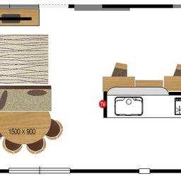 画像 読者からのお悩み相談!BIGJOY流の家具の配置アドバイスを提案させて頂きました! の記事より 25つ目