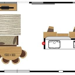 画像 読者からのお悩み相談!BIGJOY流の家具の配置アドバイスを提案させて頂きました! の記事より 22つ目