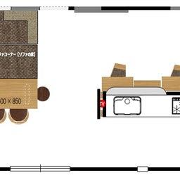 画像 読者からのお悩み相談!BIGJOY流の家具の配置アドバイスを提案させて頂きました! の記事より 18つ目