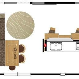 画像 読者からのお悩み相談!BIGJOY流の家具の配置アドバイスを提案させて頂きました! の記事より 20つ目