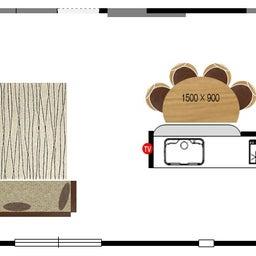画像 読者からのお悩み相談!BIGJOY流の家具の配置アドバイスを提案させて頂きました! の記事より 28つ目
