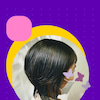my hair styleの画像