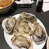 自家製牡蠣殻石灰づくりの画像