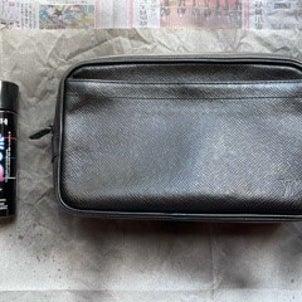 セカンドバックの塗装補修の画像
