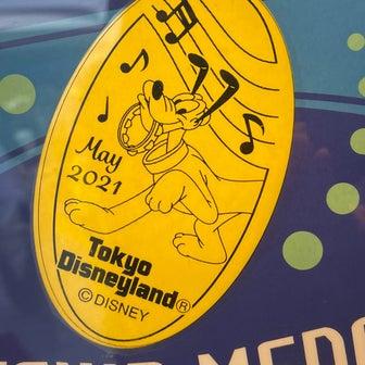5月1日の東京ディズニーランドレポート