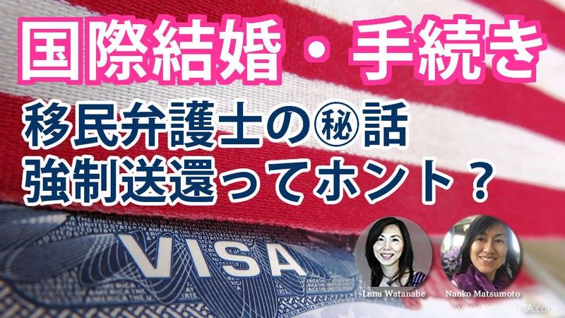 強制送還 任意送還 移民ビザの件