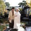 つきじ治作での結婚式の写真 その1